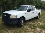 (72)2008 FORD F150 EXT. CAB TRUCK