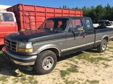 (83)1993 FORD F150