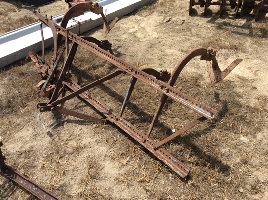 (207)FORD 2 ROW CULTIVATOR