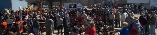 Farm Equipment Auction (Ring 2)