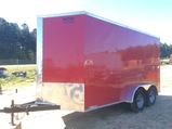 (346)6 X 14 T.A. ENCLOSED TRAILER