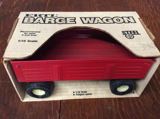 1/16 BARGE WAGON