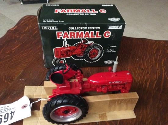 1/16 FARMALL C - COLLECTOR EDITION