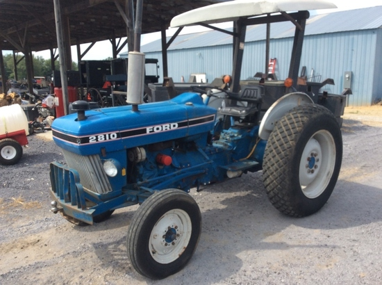 (20)FORD 2810