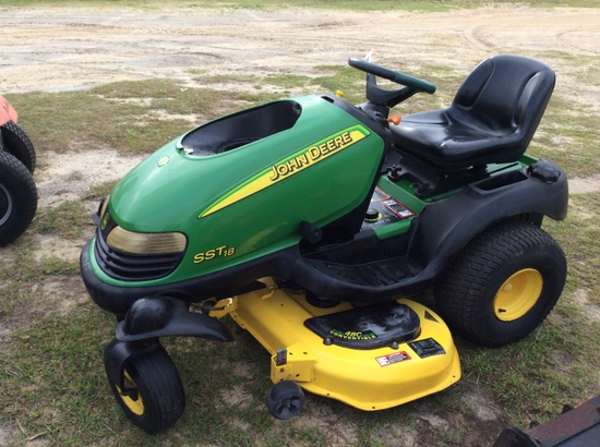 (4)JD SST18 MOWER