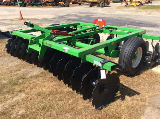 10' PULL TYPE FINISH DISC HARROW - X2228