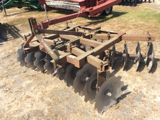 LEINBACH 6' DISC HARROW