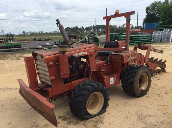 DITCH WITCH R40D