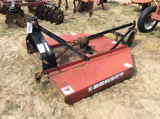 (109)ABSOLUTE - HOWES 5' ROTARY CUTTER