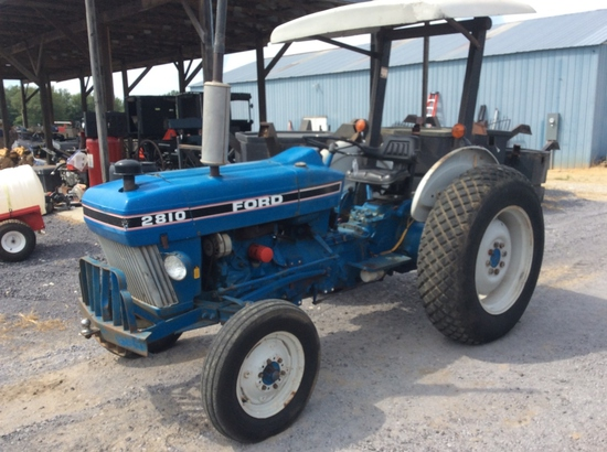 (12)FORD 2810