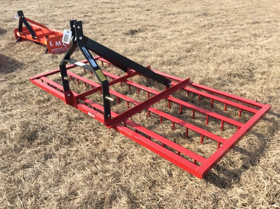 8' LMC SECTION/DRAG HARROW