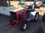 FARMALL PULLING TRACTOR W/ EXTRA TIRES