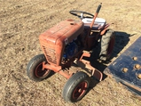 WHEEL HORSE 604 PULLING TRACTOR