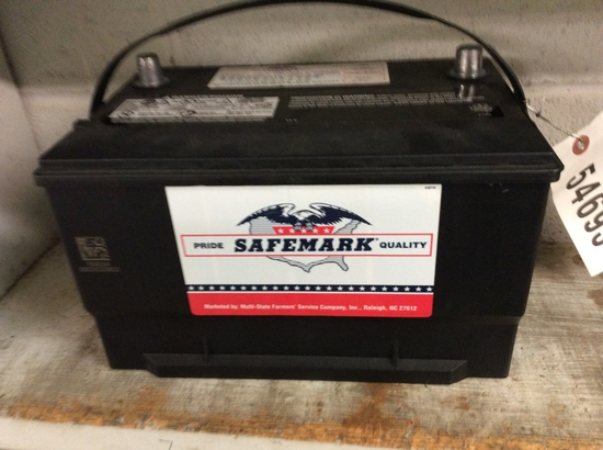 SAFEMARK BATTERY - 7-65