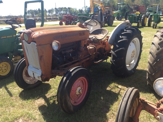 (9)FORD 601 WORKMASTER