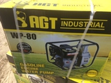 (302)AGT INDUSTRIAL WP80 GAS ENGINE WATER PUMP