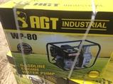 (305)AGT INDUSTRIAL WP80 GAS ENGINE WATER PUMP