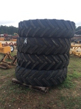 (308)4 - 18.4R46 TRACTOR TIRES