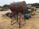 (255)FUEL/OIL DRUM & STAND