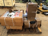 (219)4 BOXES OF MISCMATCHED TRAILER KITS