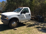 (75)2004 FORD F550