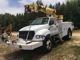 (77)1999 FORD F750 AUGER TRUCK
