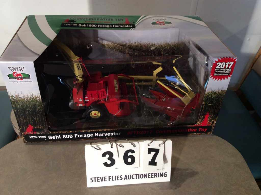 FARM TOYS FROM THE DAVE HIGGINS COLLECTION