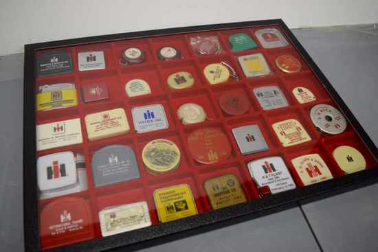 IH Tape Measures & Cigarette Lighter