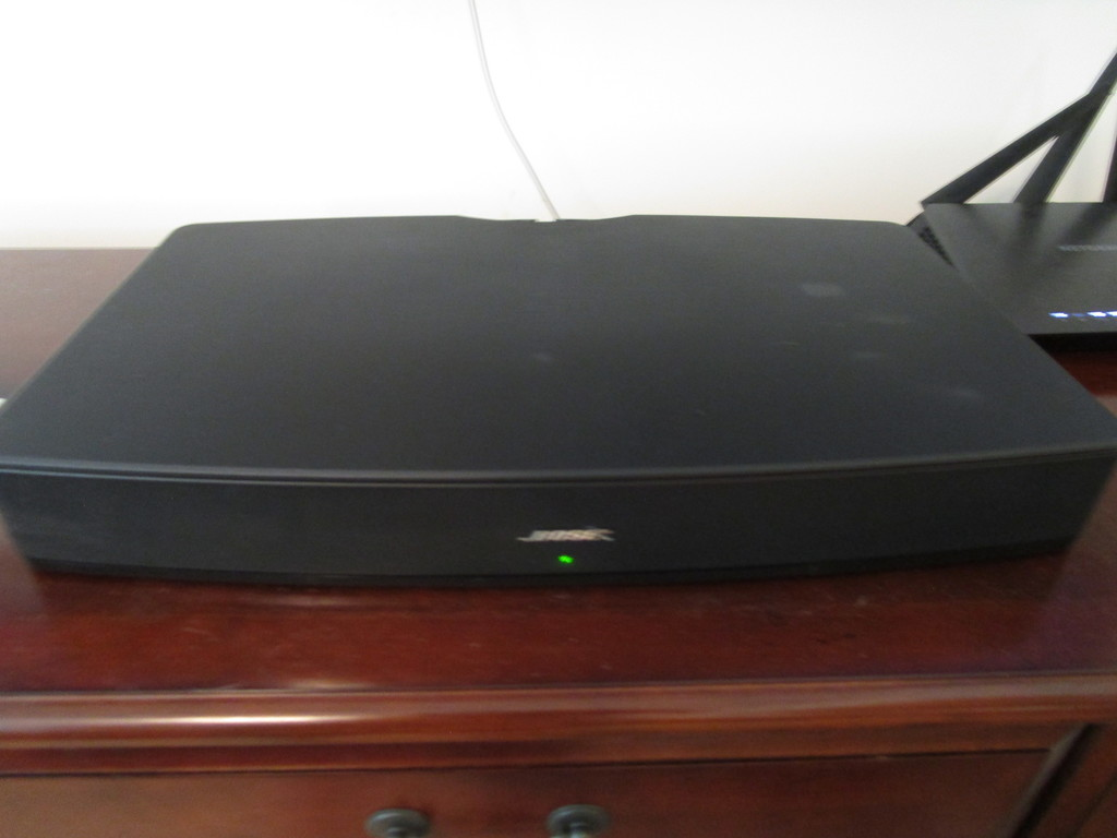 Bose Solo TV Sound System with Remote