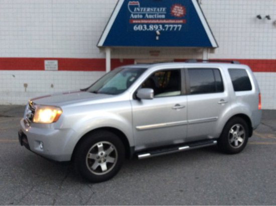 2009 Honda Pilot 4x4 3rd Row & LOADED!!
