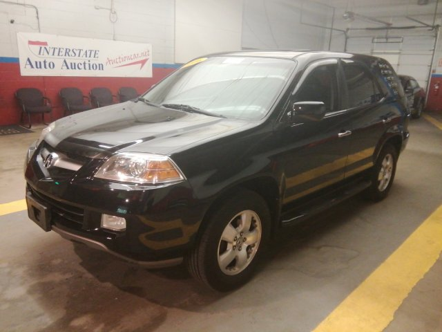 2006 Acura Mdx 4x4 3rd Row Vehicles Marine Aviation