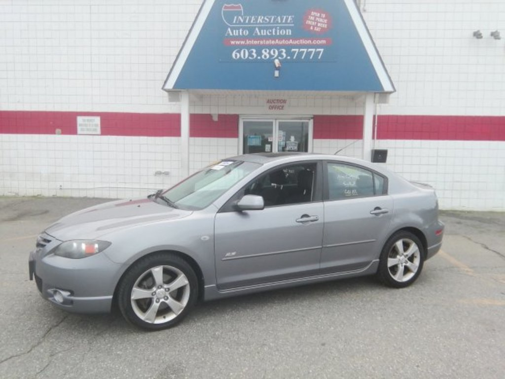 2005 Mazda Mazda3 *LOW RESERVE    Auctions Online   Proxibid