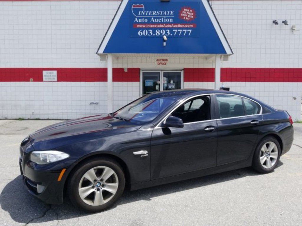 2012 BMW 5 Series AWD LOW MILES & AWESOME!