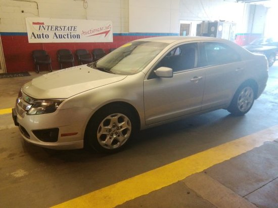 Fusion Auto Auction >> 2010 Ford Fusion Veh Auctions Online Proxibid
