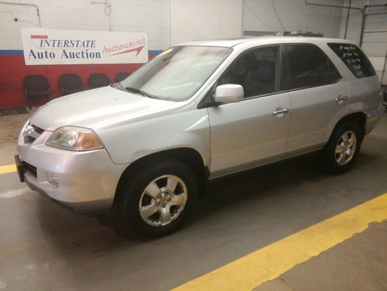 2005 Acura MDX 4x4 3rd Row 1 OWNER | Vehicles, Marine