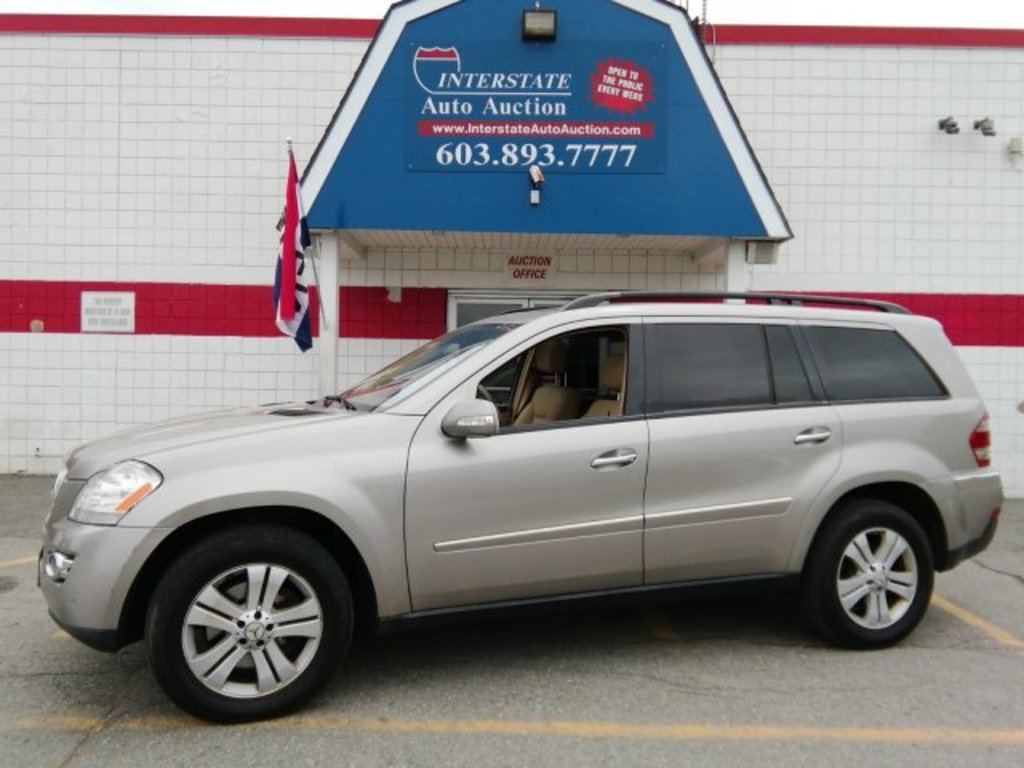 Interstate Auto Auction