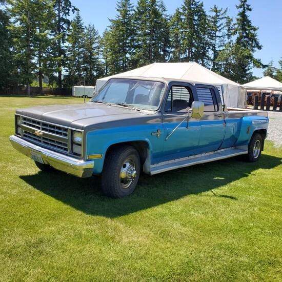 1987 Chevrolet Dually Pickup