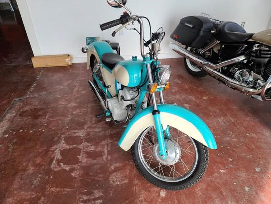 "1978 Honda Complete Custom ""Pit-Bike"""