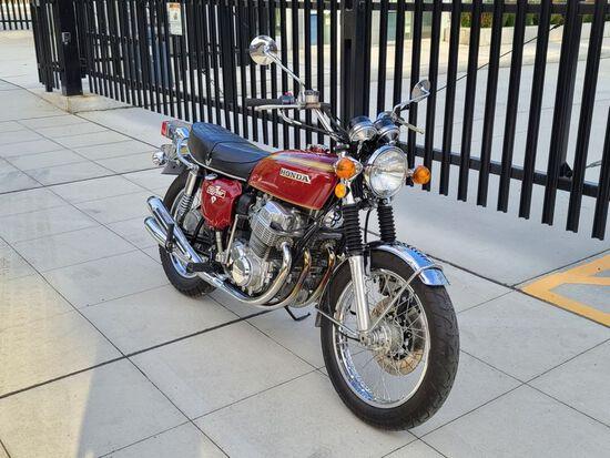 """1972 Honda CB750 K2 """"750Four"""""""