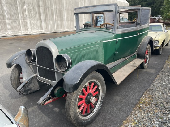 1925 Willys WhippetNO RESERVE