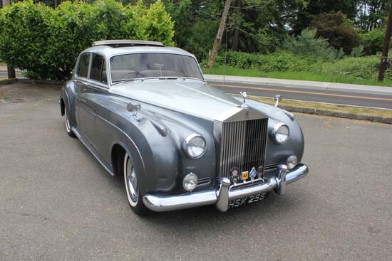 1961 Rolls Royce Silver Cloud