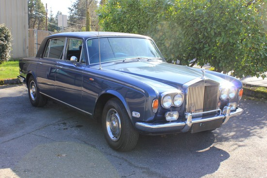 1975 Rolls Royce Silver Shadow