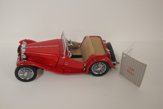 1948 MGTC Roadster NO RESERVE