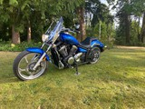 2011 Yamaha Star Stryker Motorcycle