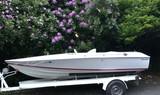 1969 Donzi Ski Sporter 16' Boat