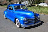 1947 Plymouth Business Coupe NO RESERVE