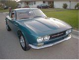 1967 OSI Ford 2300
