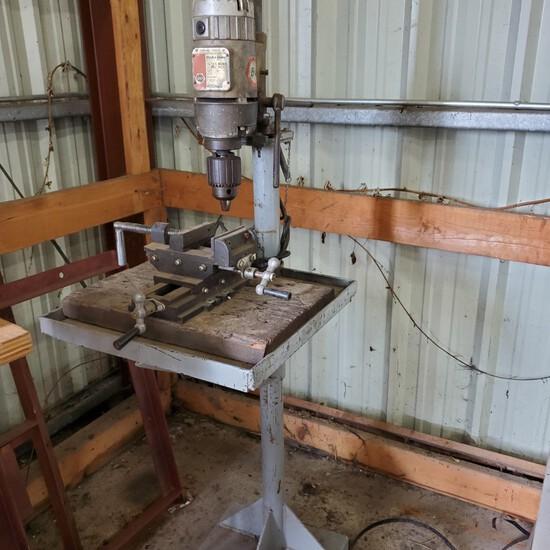 Black and Decker ¾ H.D Magnetic Drill Press NO RESERVE