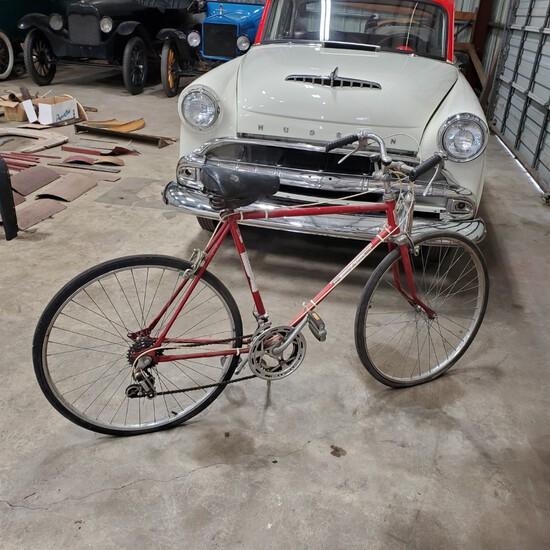 Roll-fast Super Deluxe 10 Speed BikeNO RESERVE