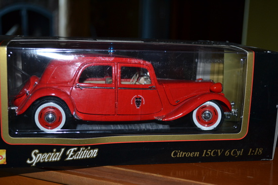 1952 Citroen 15CV 6 Cyl. Special EditionNO RESERVE